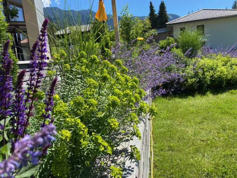 Gartenterrasse Finkenstein